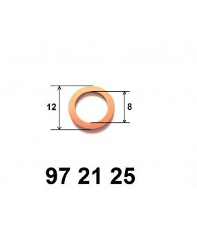 joint cuivre 8x12 retour injecteurs