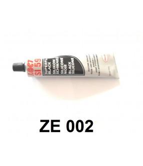 tube 100g pate à joint Loctite (noir)