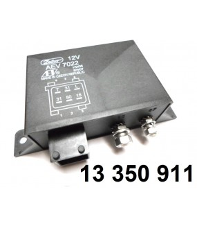 relais de préchauffage