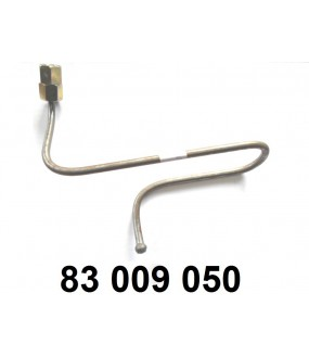 conduite d'injection n°1 (coté radiateur)