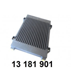 radiateur d'huile de B.V.