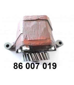 pompe à huile moteur