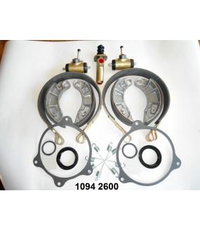kit de freins 2 cotés 220 - 2511
