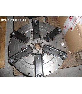 mécanisme d'embrayage (310 mm)