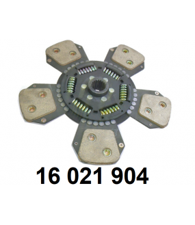 disque d'embrayage 325 mm TP.