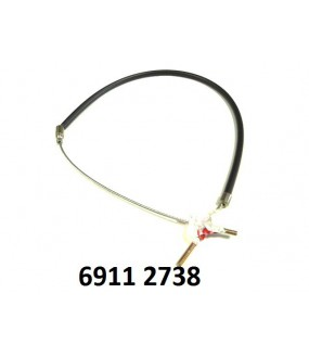cable-gaîne de frein à main 50-60-7011/45