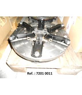 mécanisme d'embrayage (280 mm)