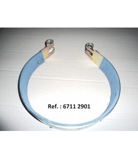 sangle de frein à main (5511, 57/6711/18/48, 59/6911, 60/7011, 52/62/7211)