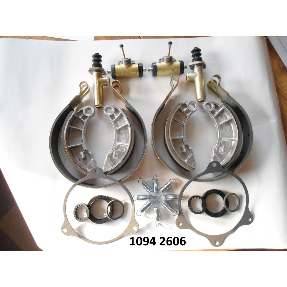 kit réparation freins (2 cotés) 5711/18/45, 6711/18/45