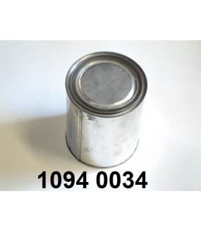 pot de 1 kg peinture beige métal