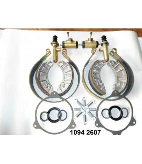 kit réparation freins (2 cotés) 6011......