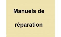 manuels de réparation